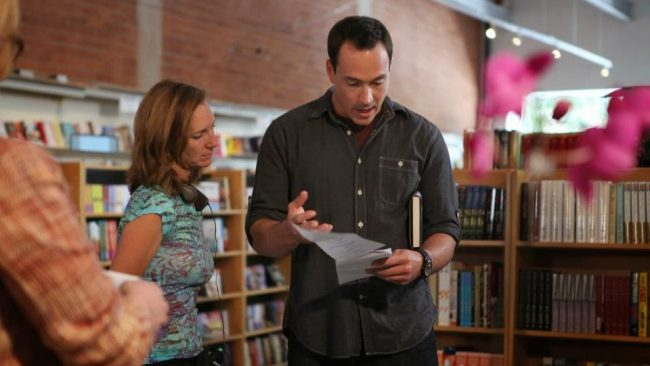 Chris Klein and Ellie Kanner - Authors Anonymous